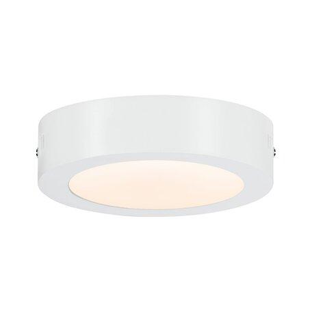 Потолочный светодиодный светильник Paulmann Carpo 79790, LED 10,2W, белый, металл с пластиком