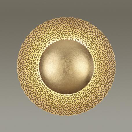 Настенный светодиодный светильник Odeon Light Solario 3559/18L 3000K (теплый)