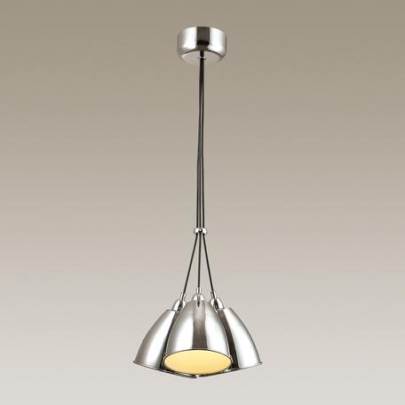 Подвесная люстра Odeon Light Trina 3975/3, 3xE27x60W, хром, металл - миниатюра 1