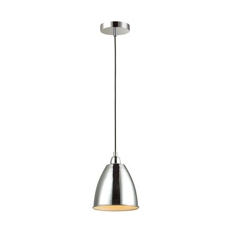 Подвесной светильник Odeon Light Trina 3975/1, 1xE27x60W, хром, металл