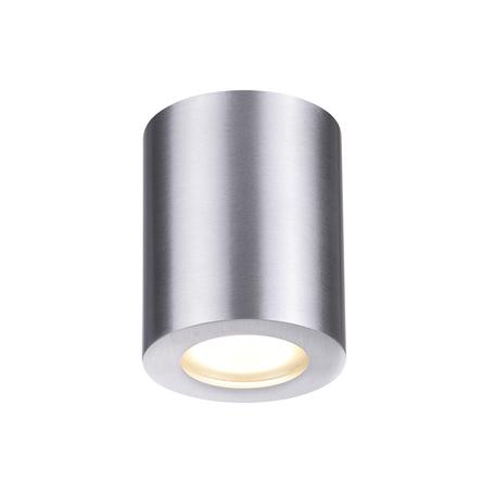 Потолочный светильник Odeon Light Aquana 3570/1C, IP44, 1xGU10x50W, алюминий, металл, стекло