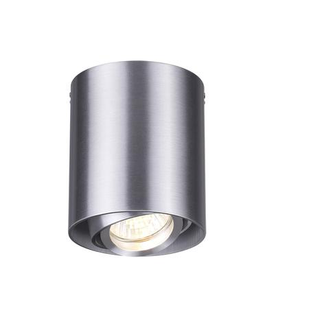 Потолочный светильник Odeon Light Montala 3576/1C, 1xGU10x50W, серебро, металл