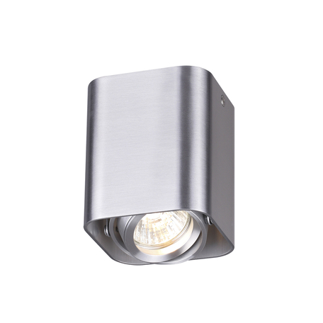 Потолочный светильник Odeon Light Montala 3577/1C, 1xGU10x50W, серебро, металл