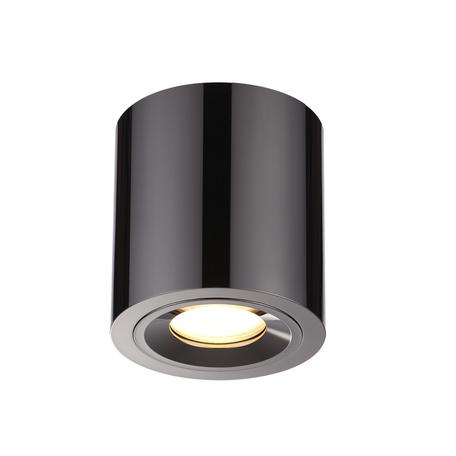 Потолочный светильник Odeon Light Spartano 3585/1C, IP44, 1xGU10x50W, хром, металл