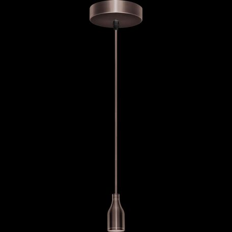 Подвесной светильник Globo Oliver A34, 1xE27x40W, никель, металл