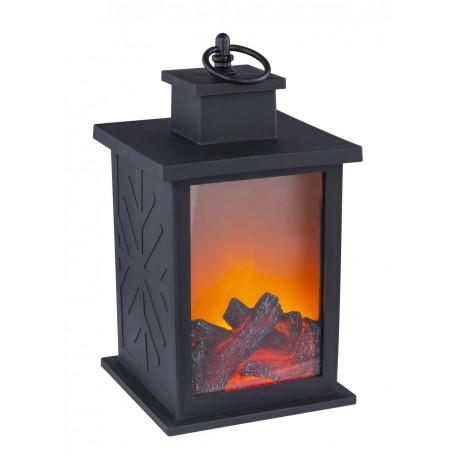 Садовый светодиодный светильник Globo Vemmi 93099, LED 0,35W, черный, пластик, стекло