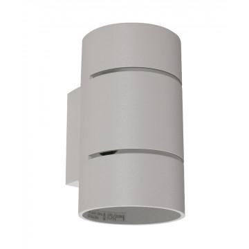 Настенный светильник Crystal Lux CLT 013 WH 1400/441, 1xG9x60W, белый, металл