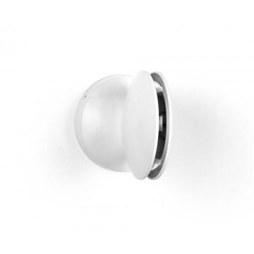 Настенный светильник с регулировкой направления света Crystal Lux CLT 027W WH 1400/442, IP65 4000K (дневной), белый, металл, пластик