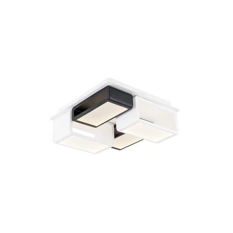 Потолочная светодиодная люстра с пультом ДУ Kink Light Ахенк 5617-4,19 4000K (дневной)