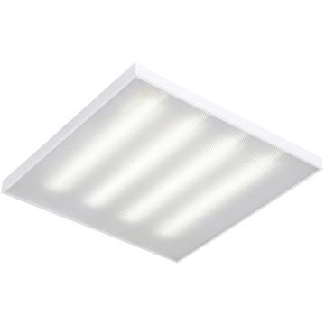 Светодиодная панель для встраиваемого или накладного монтажа Gauss 842123236, LED 36W 4000K 2900lm CRI>70, белый, пластик