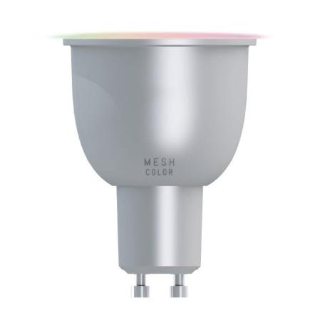 Светодиодная лампа Eglo 11671 MR16 GU10 5W, 2700-6500K/RGB CRI>80, диммируемая, гарантия 5 лет