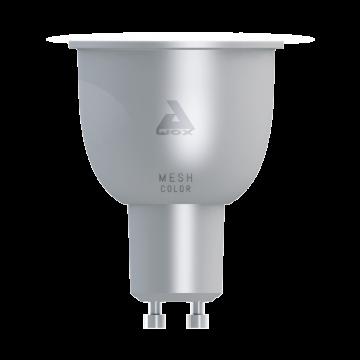 Светодиодная лампа Eglo 11671 MR16 GU10 5W, 2700-6500K/RGB (теплый, дневной, холодный) CRI>80, диммируемая, гарантия 5 лет
