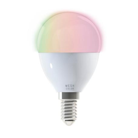Светодиодная лампа Eglo 11672 шар малый E14 5W, 2700-6500K/RGB CRI>80, гарантия 5 лет