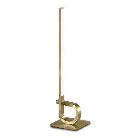 Настольная лампа Mantra Cinto 6142, бронза, белый, металл, пластик