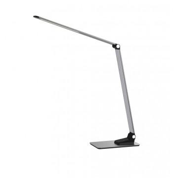 Настольная лампа Mantra High School 6237, серый, металл, пластик