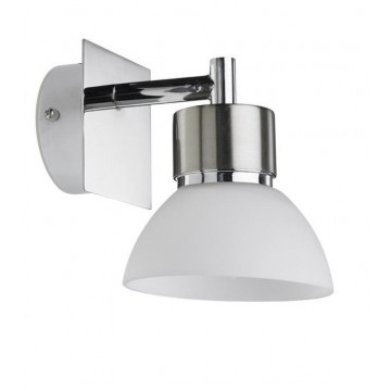 Настенный светильник Markslojd Rio 104316, IP21, 1xG9x40W