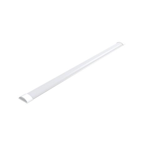 Потолочный светодиодный светильник Gauss 844425336, LED 36W 6500K 2880lm CRI70, белый, металл, пластик