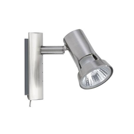 Настенный светильник с регулировкой направления света Paulmann Teja 66308, 1xGU10x50W, металл