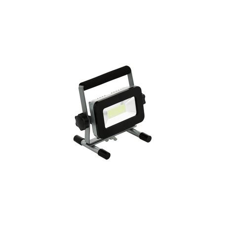 Светодиодный прожектор Eglo Piera 2 98183, IP44, LED 20W 6000K 1700lm CRI>80, черный, металл, металл с пластиком