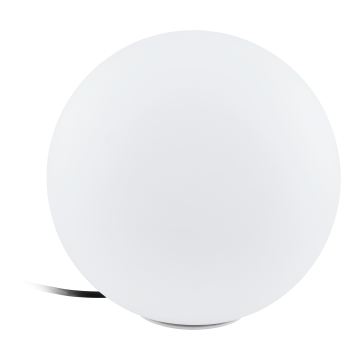 Садовый светильник Eglo Monterolo 98101, IP65, 1xE27x40W, белый, пластик