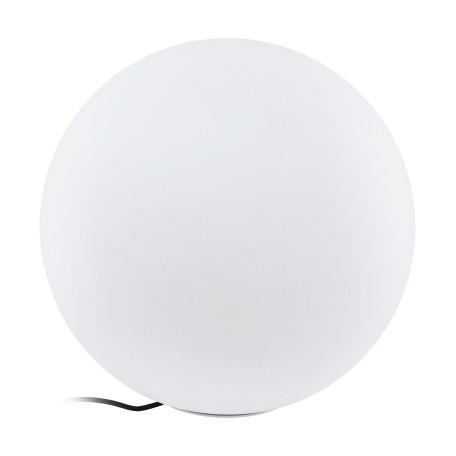 Садовый светильник Eglo Monterolo 98103, IP65, 1xE27x40W, белый, пластик