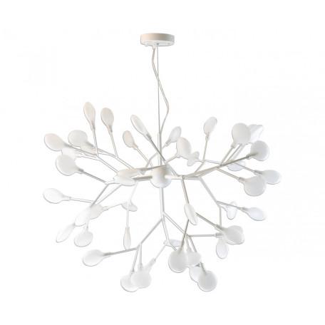 Подвесная люстра Kink Light Ветта 07521-45,01, 45xG4x1,5W, белый, металл, стекло