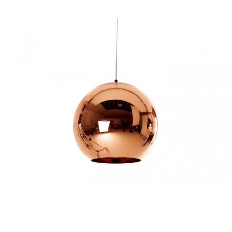 Подвесной светильник Kink Light Венера 07561-30,20, 1xE27x40W, медь, металл, стекло