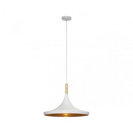 Подвесной светильник Kink Light Дейзи 08346-1,01, 1xE27x40W, белый, металл