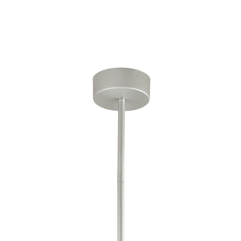 Светодиодная люстра с регулировкой направления света на составной штанге Favourite Cornetta 2123-12P, LED 36W 3000K, серебро, хром, металл - фото 3