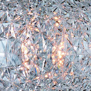 Подвесной светильник Favourite Versatility 2117-1P, 1xE27x25W, хром, прозрачный, металл, пластик - миниатюра 3