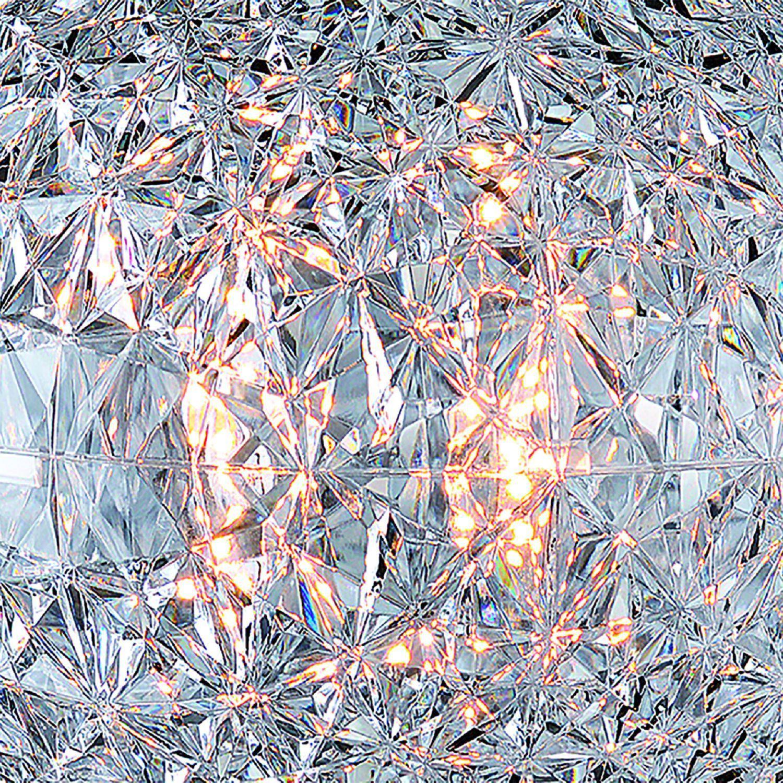Подвесной светильник Favourite Versatility 2117-1P, 1xE27x25W, хром, прозрачный, металл, пластик - фото 3