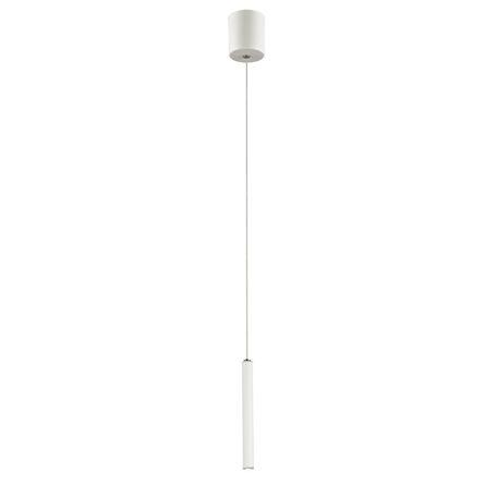 Подвесной светодиодный светильник Favourite Cornetta 2122-1P, LED 3W 3000K, белый, металл