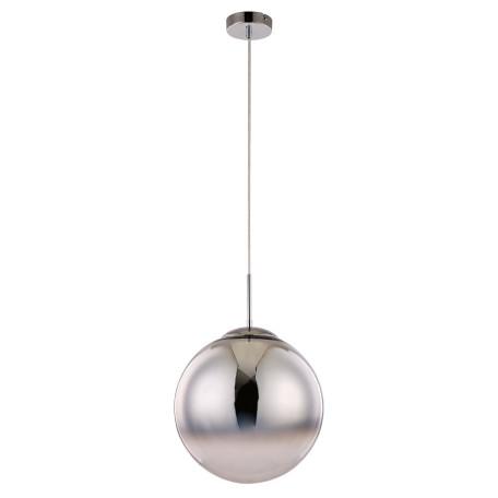 Подвесной светильник Arte Lamp Jupiter A7963SP-1CC, 1xE27x60W, хром, металл, стекло