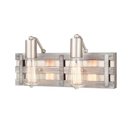 Бра Vele Luce Shield 10095 VL6385W02, 2xE27x60W