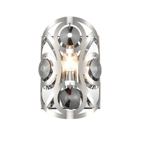 Настенный светильник Vele Luce Silk 10095 VL3143W01, 1xE14x40W