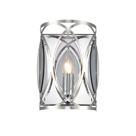 Настенный светильник Vele Luce Angela 10095 VL3153W01, 1xE14x40W