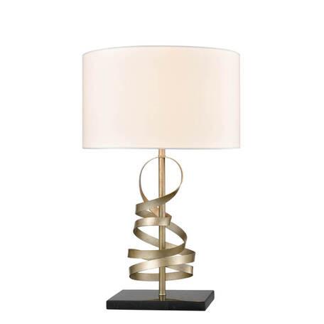 Настольная лампа Vele Luce Violino 10095 VL4174N01, 1xE27x60W