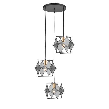 Подвесной светильник Vele Luce Spark 10095 VL6352P03, 3xE27x60W
