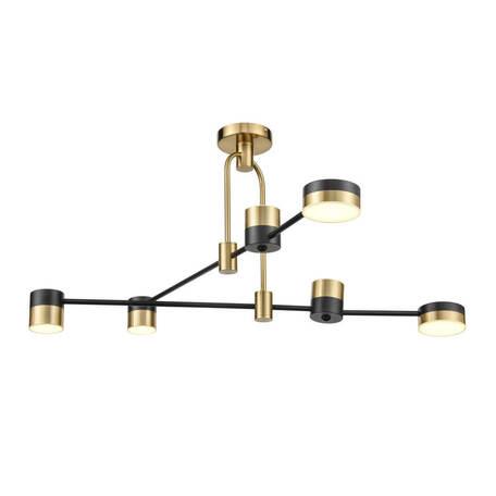Подвесной светодиодный светильник Vele Luce Orchestra 10095 VL7204L04, LED