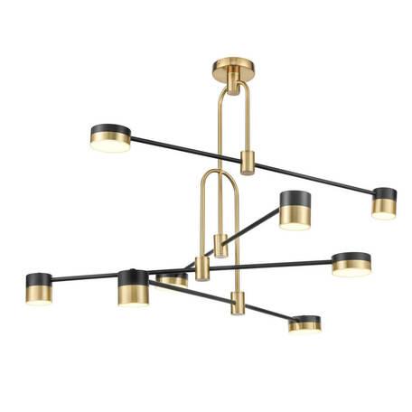 Подвесной светодиодный светильник Vele Luce Orchestra 10095 VL7204L08, LED