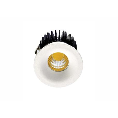Встраиваемый светодиодный светильник Donolux DL18571/01WW-White R, LED 3W 3000K 240lm