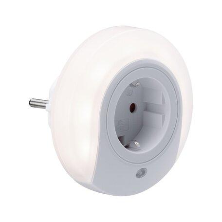 Штекерный светильник-ночник Paulmann Bilby 92494, белый