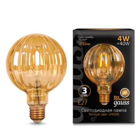 Филаментная светодиодная лампа Gauss 147802004
