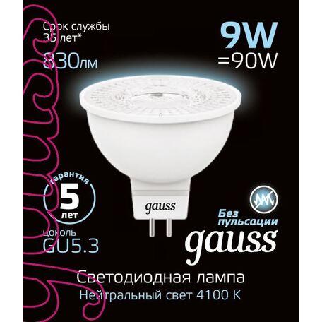 Светодиодная лампа Gauss 101505209