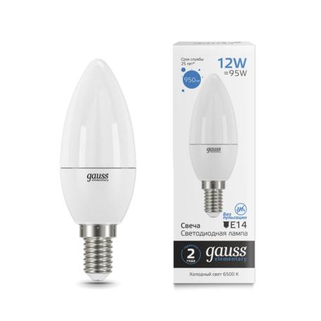 Светодиодная лампа Gauss 33132