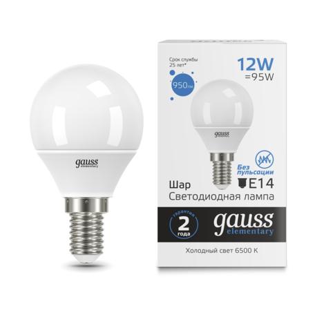 Светодиодная лампа Gauss 53132