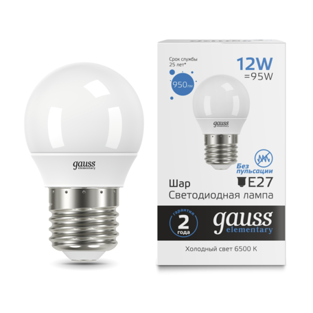 Светодиодная лампа Gauss 53232