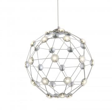 Подвесная светодиодная люстра ST Luce Ufo SL796.103.48, LED 21,6W 4000K (дневной) - миниатюра 2