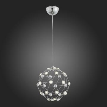 Подвесная светодиодная люстра ST Luce Ufo SL796.103.48, LED 21,6W 4000K (дневной) - миниатюра 3