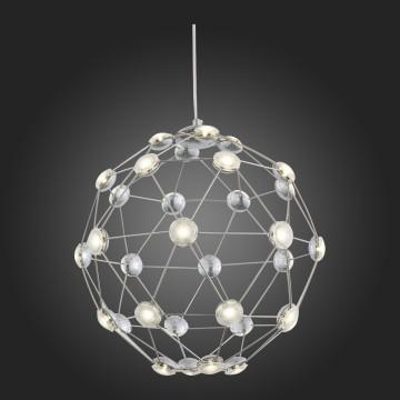 Подвесная светодиодная люстра ST Luce Ufo SL796.103.48, LED 21,6W 4000K (дневной) - миниатюра 4